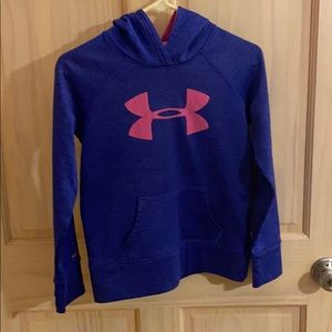 Youth Under Armour Storm sweatshirt